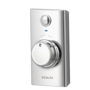ZURI  Digital Shower Controller Back Plate Only Aqualisa Visage